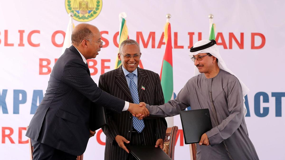 Somaliland: UAE Contractor secures USD 100 mln expansion at