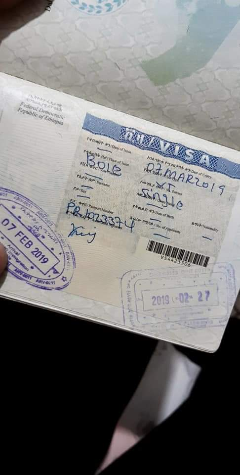 Breaking News Turkey Accepts Somaliland Passport Somaliland Standard