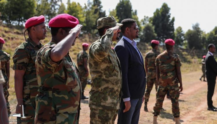 Ethiopian PM Meets With Newly Established Republican Guard | Somaliland Standard