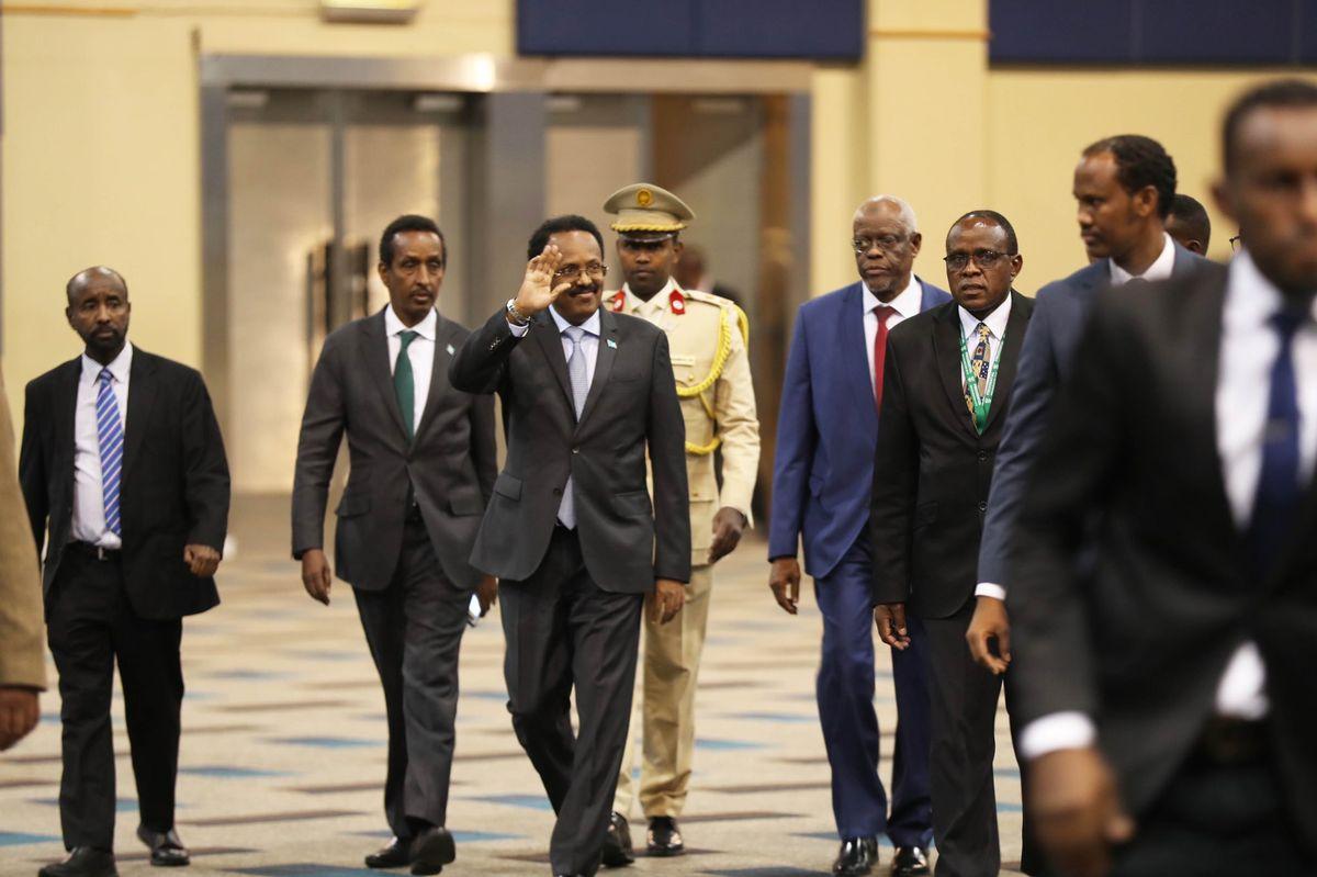 Somalia President Farmaajo snubs JKIA, again | Somaliland Standard