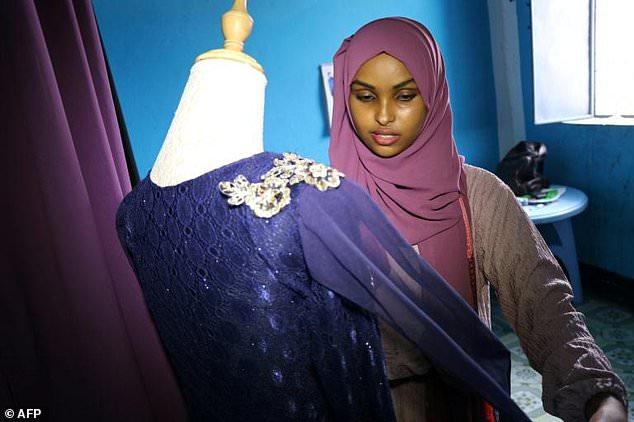 Homegrown fashion emerges in troubled Somalia | Somaliland Standard